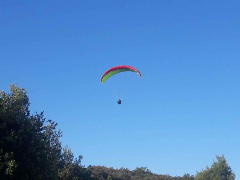 Horizon Parapente vol à Claret